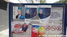 2019 Kasachstan - Präsidentschaftswahlkampagnen in Kasachstan