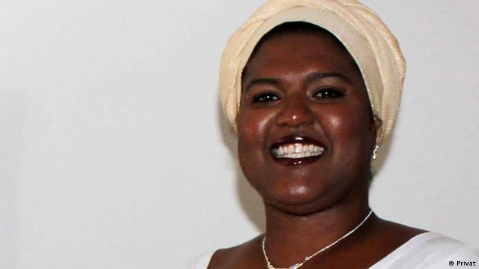 Nancy Schwarz Präsidentschaftskandidatin in Guinea-Bissau