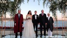 Kritik An özil Hochzeit Mit Erdogan Als Ehrengast Sport