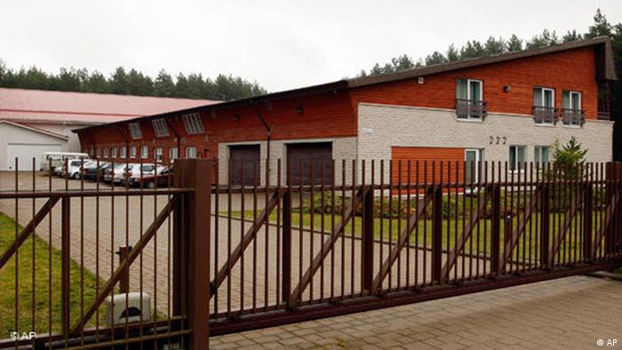 CIA Folter in Reithalle in Litauen
