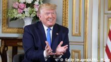 U.S. Präsident Donald Trump