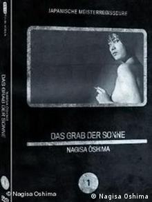 DVD Cover Das Grab der Sonne von Nagisa Oshima (Poly Film Video)