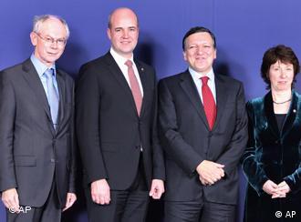 Vanredni samit u Briselu na kojem je izabrano novog rukovodstvo EU