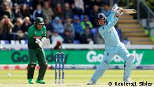 Cricket - ICC Cricket World Cup - England v Bangladesh - Cardiff Wales Stadium, Cardiff, Britain - June 8, 2019 England's Jason Roy in action Action Images via Reuters/John Sibley