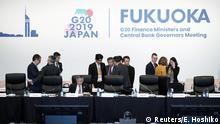 Japan G-20 Treffen in Fukuoka