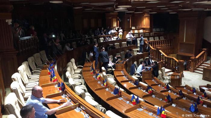 Parlamentul de la Chisinau