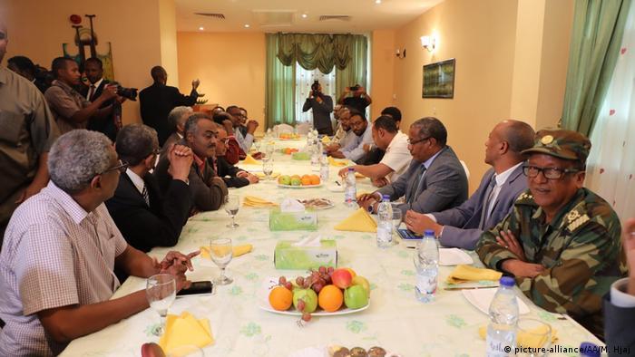 Sudan Krise Vermittlungsversuch Äthiopien Premierminister Abiy Ahmed