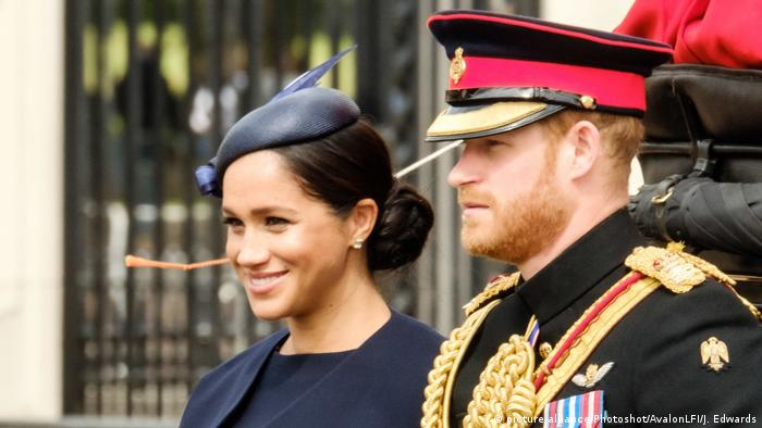 Meghan, Duchess of Sussex and Prince Harry, The Duke of Sussex leave Buckingham Palace