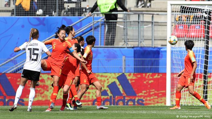 frauenfußball deutschland china
