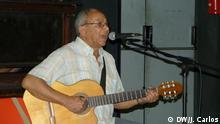 Kap Verde Sänger Dany Silva