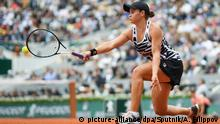 Frankreich Tennis French Open - Ashleigh Barty