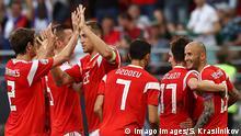 Fußball EM Qualifikation Russland - San Marino