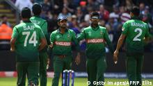 ICC Cricket World Cup England - Bangladesch