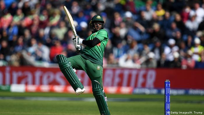 ICC Cricket World Cup England - Bangladesch (Getty Images/H. Trump)