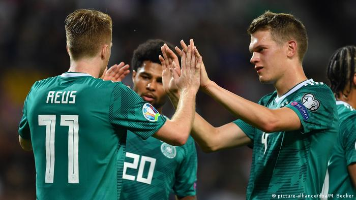 Euro 2020 Qualifying Germany Get The Job Done In Belarus