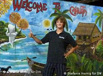 Welcome to Cahuita (Quelle: DW)