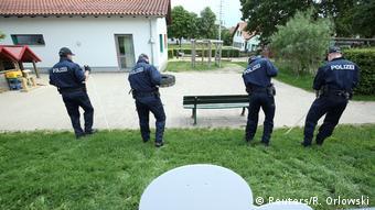 Deutschland Ermittlungen im Fall Lübcke (Reuters/R. Orlowski)