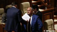 Moldau Staatskrise zeichnet sich ab   Dodon und Nastase