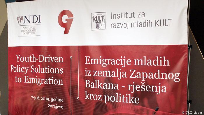 Bosnien und Herzegowina | Junge Menschen sehen ihre Zukunft in der EU