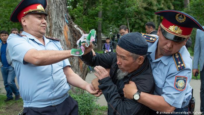 Kazakhstan Presidential Election