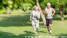 Symbolbild - Sport im Alter