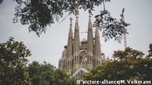 Spanien Barcelona | Sagrada Familia