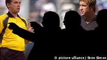 Wettskandal im deutschen Fussball