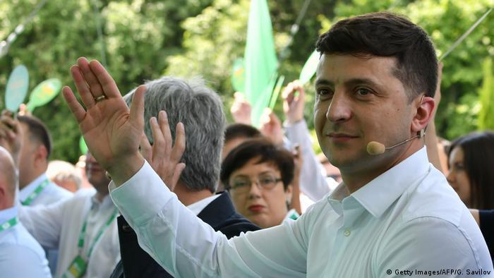 Ucraina preşedinte Zelenski