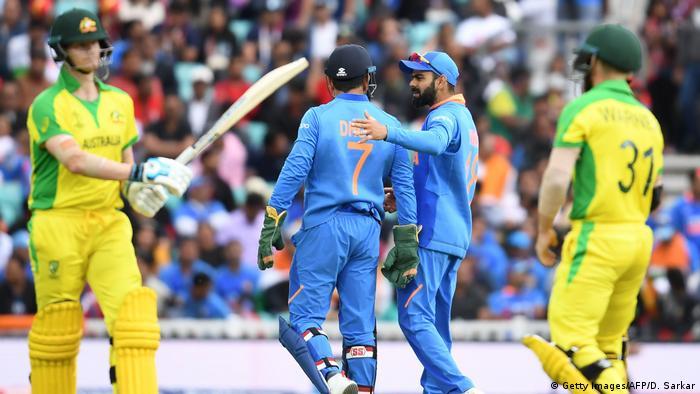 ICC Cricket World Cup Indien - Australien (Getty Images/AFP/D. Sarkar)