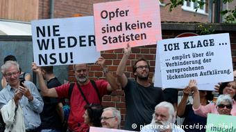 Deutschland Gedenken an NSU-Anschlag auf Kölner Keupstraße