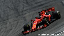Formel 1 Grand Prix in Kanada Vettel