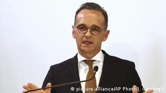 Heiko Maas (picture-alliance/AP Photo/J. Gambrell)
