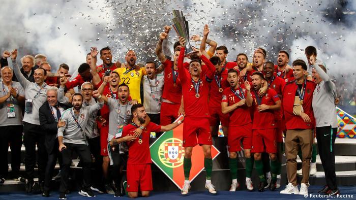UEFA Nations League Final - Portugal v Netherlands (Action Images via Reuters)