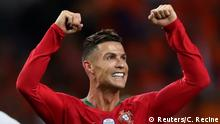 UEFA Nations League Finale - Portugal vs Niederlande