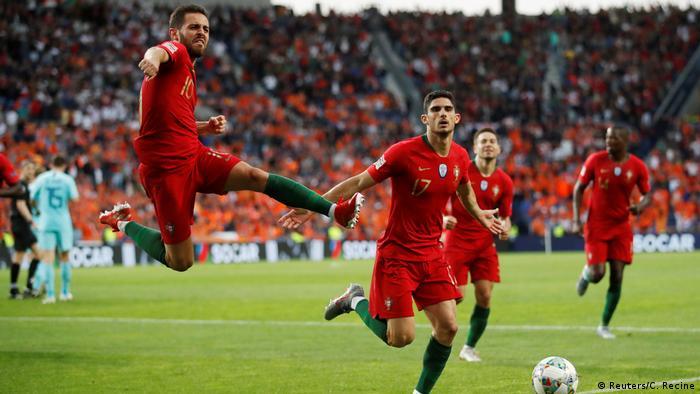 Portugal Gegen Niederlande