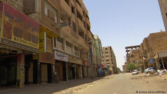 Khartum Landesweiter Streik im Sudan