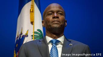 Jovenel Moise Präsident Haiti (Imago Images/Agencia EFE)