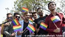 Indien Symbolbild LGBT