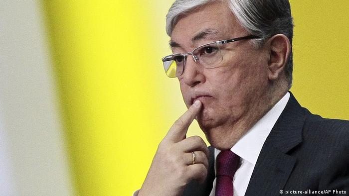 Kasachstan Präsident Tokajew
