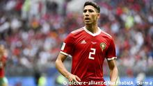 FIFA World Cup - Portugal v Marokko - Achraf Hakimi