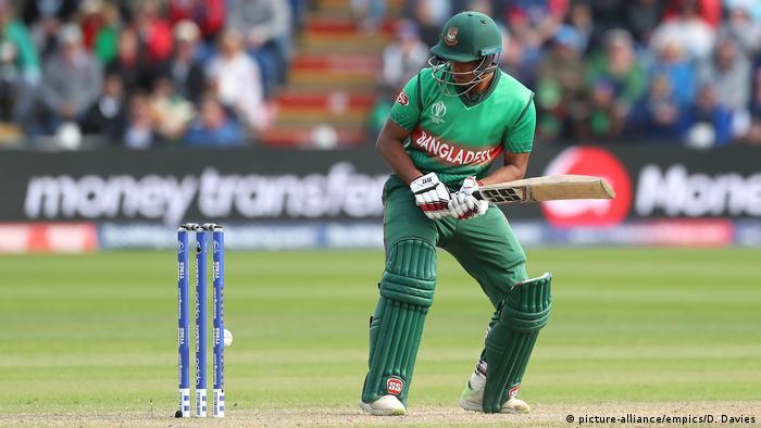 ICC Cricket World Cup - England v Bangladesh - Mohammad Saifuddin (picture-alliance/empics/D. Davies)