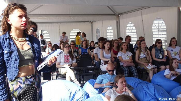 На фестивале ЕС-Беларусь: возможности для молодежи