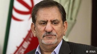 Iran - Eshagh Jahangiri - iranischer Vize-Präsident