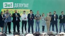 Ukraine Kiew - Servant Of The People Kongress
