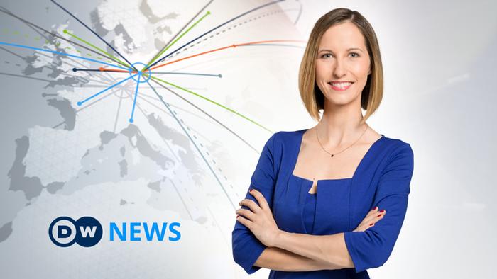 DW News Moderatorin Nicole Frölich (Artikelbild)