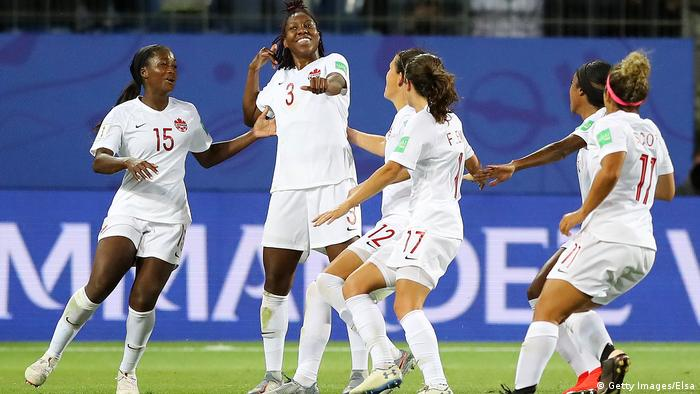 FIFA Frauenfußball WM 2019 Kanada - Kamerun (Getty Images/Elsa)