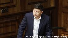 Ukraine Wolodymyr Selenskyj Verfassungsgericht