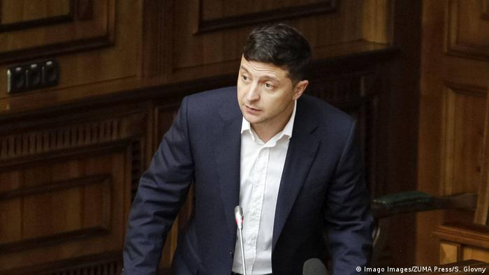 Українського президента Зеленського Вахтанг Кікабідзе називає представником новго покоління політиків