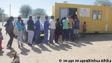 DR Kongo 2016 | Impfung gegen Masern in Otjiwarongo
