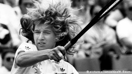 Steffi Graf (picture-alliance/dpa/W. Baum)